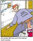 Comic Strip Jerry Van Amerongen  Ballard Street 2012-04-12 cleaning