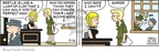 Comic Strip Brian Walker Greg Walker Mort Walker  Beetle Bailey 2009-08-26 cold