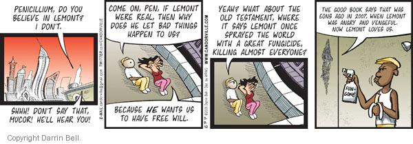 The Old Testament Comic Strips   The Comic Strips