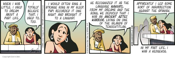 strip of tenochititlan Comis