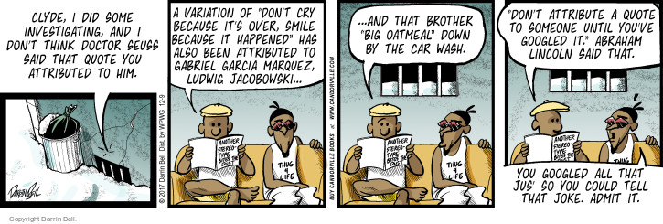 The Variation Comic Strips | The Comic Strips