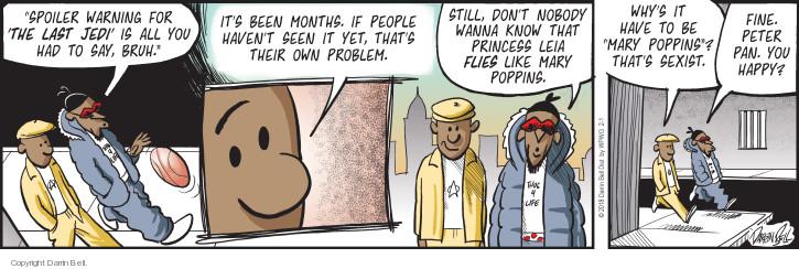 Sexist comic strip