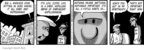 Comic Strip Darrin Bell  Candorville 2009-08-31 pessimism