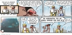 Comic Strip Darrin Bell  Candorville 2010-01-10 dog year
