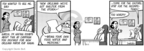 Comic Strip Darrin Bell  Candorville 2005-10-06 hurricane
