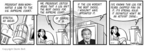 Comic Strip Darrin Bell  Candorville 2005-10-17 Supreme Court appointment