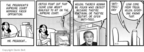Comic Strip Darrin Bell  Candorville 2005-10-18 Supreme Court appointment