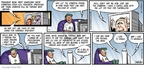 Comic Strip Darrin Bell  Candorville 2006-08-13 network news