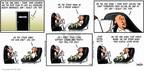 Comic Strip Darrin Bell  Candorville 2007-09-30 health care policy