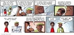 Comic Strip Darrin Bell  Candorville 2007-11-11 protection