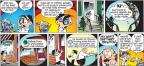 Comic Strip John Hambrock  The Brilliant Mind of Edison Lee 2012-06-10 horse