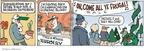 Comic Strip Signe Wilkinson  Family Tree 2008-12-15 Amos