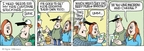 Comic Strip Signe Wilkinson  Family Tree 2008-12-18 Amos