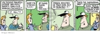 Comic Strip Signe Wilkinson  Family Tree 2009-01-27 weed