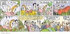 Comic Strip Signe Wilkinson  Family Tree 2009-03-01 spring