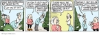 Comic Strip Signe Wilkinson  Family Tree 2009-04-02 gardening