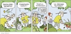 Comic Strip Signe Wilkinson  Family Tree 2009-07-12 weed