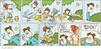 Comic Strip Signe Wilkinson  Family Tree 2009-07-19 sun