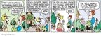 Comic Strip Signe Wilkinson  Family Tree 2009-07-25 summer