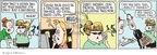 Comic Strip Signe Wilkinson  Family Tree 2009-09-29 bad