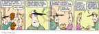 Comic Strip Signe Wilkinson  Family Tree 2009-11-21 spring