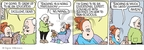 Comic Strip Signe Wilkinson  Family Tree 2009-11-27 goal
