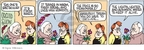 Comic Strip Signe Wilkinson  Family Tree 2010-01-15 expensive
