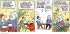 Comic Strip Signe Wilkinson  Family Tree 2010-01-31 celebrity