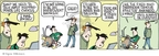 Comic Strip Signe Wilkinson  Family Tree 2010-02-11 goal