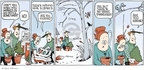 Comic Strip Signe Wilkinson  Family Tree 2010-02-21 natural