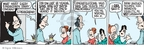 Comic Strip Signe Wilkinson  Family Tree 2010-03-17 civil rights