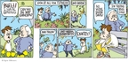 Comic Strip Signe Wilkinson  Family Tree 2010-04-18 spring