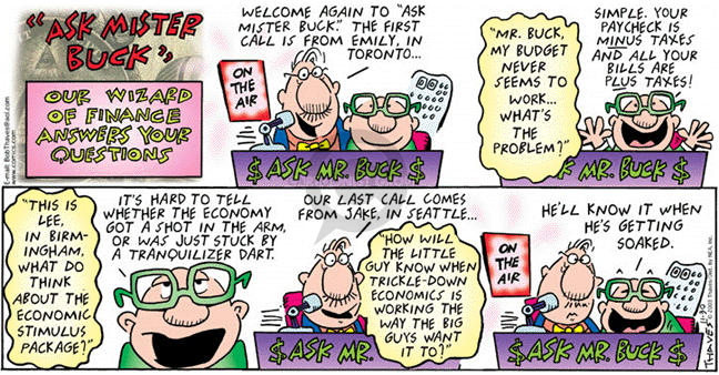 The Tranquilizer Dart Comic Strips | The Comic Strips