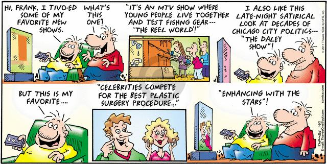 The Dancing With The Stars Comic Strips The Comic Strips