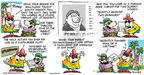 Comic Strip Bob Thaves Tom Thaves  Frank and Ernest 2002-07-28 achievement