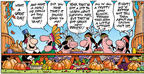 Comic Strip Bob Thaves Tom Thaves  Frank and Ernest 2003-11-23 yeah