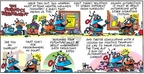 Comic Strip Bob Thaves Tom Thaves  Frank and Ernest 2004-09-19 positively
