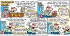 Comic Strip Bob Thaves Tom Thaves  Frank and Ernest 2004-10-03 expecting