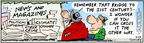 Comic Strip Bob Thaves Tom Thaves  Frank and Ernest 2005-03-23 century