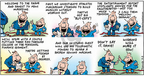Comic Strip Bob Thaves Tom Thaves  Frank and Ernest 2005-04-03 education
