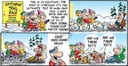 Comic Strip Bob Thaves Tom Thaves  Frank and Ernest 2009-03-15 tough