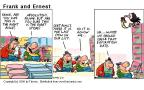 Comic Strip Bob Thaves Tom Thaves  Frank and Ernest 2000-06-18 expiration date