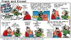 Comic Strip Bob Thaves Tom Thaves  Frank and Ernest 2000-10-29 1776