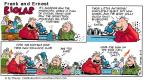 Comic Strip Bob Thaves Tom Thaves  Frank and Ernest 2001-06-17 oxygen
