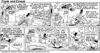 Comic Strip Bob Thaves Tom Thaves  Frank and Ernest 1992-06-28 flu