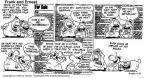 Comic Strip Bob Thaves Tom Thaves  Frank and Ernest 1994-09-25 greyhound