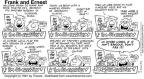 Comic Strip Bob Thaves Tom Thaves  Frank and Ernest 1997-06-01 Russia