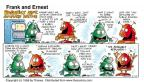 Comic Strip Bob Thaves Tom Thaves  Frank and Ernest 1998-05-24 active