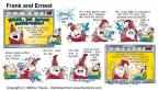 Comic Strip Bob Thaves Tom Thaves  Frank and Ernest 1998-08-30 test take