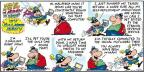 Comic Strip Bob Thaves Tom Thaves  Frank and Ernest 2012-04-08 computer network